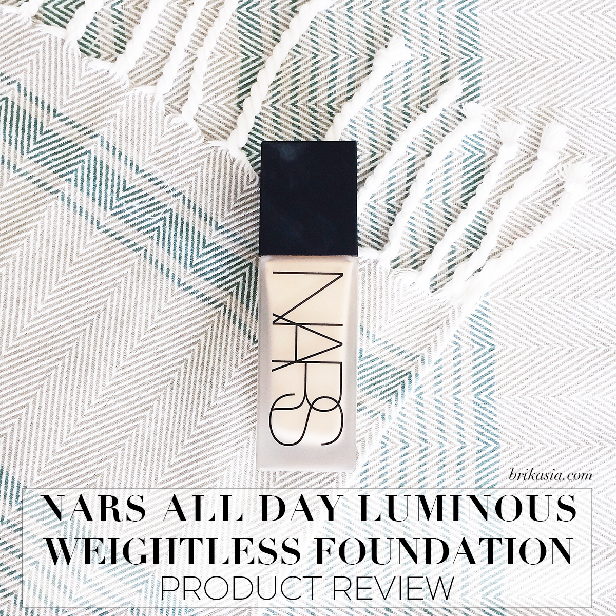 Nars All Day Luminous Weightless Foundation Review, best foundation for oily skin, foundation for combination skin, best foundation for acne