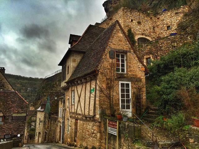 Imagen de Rocamadour (Midi-Pyrénées, Francia)