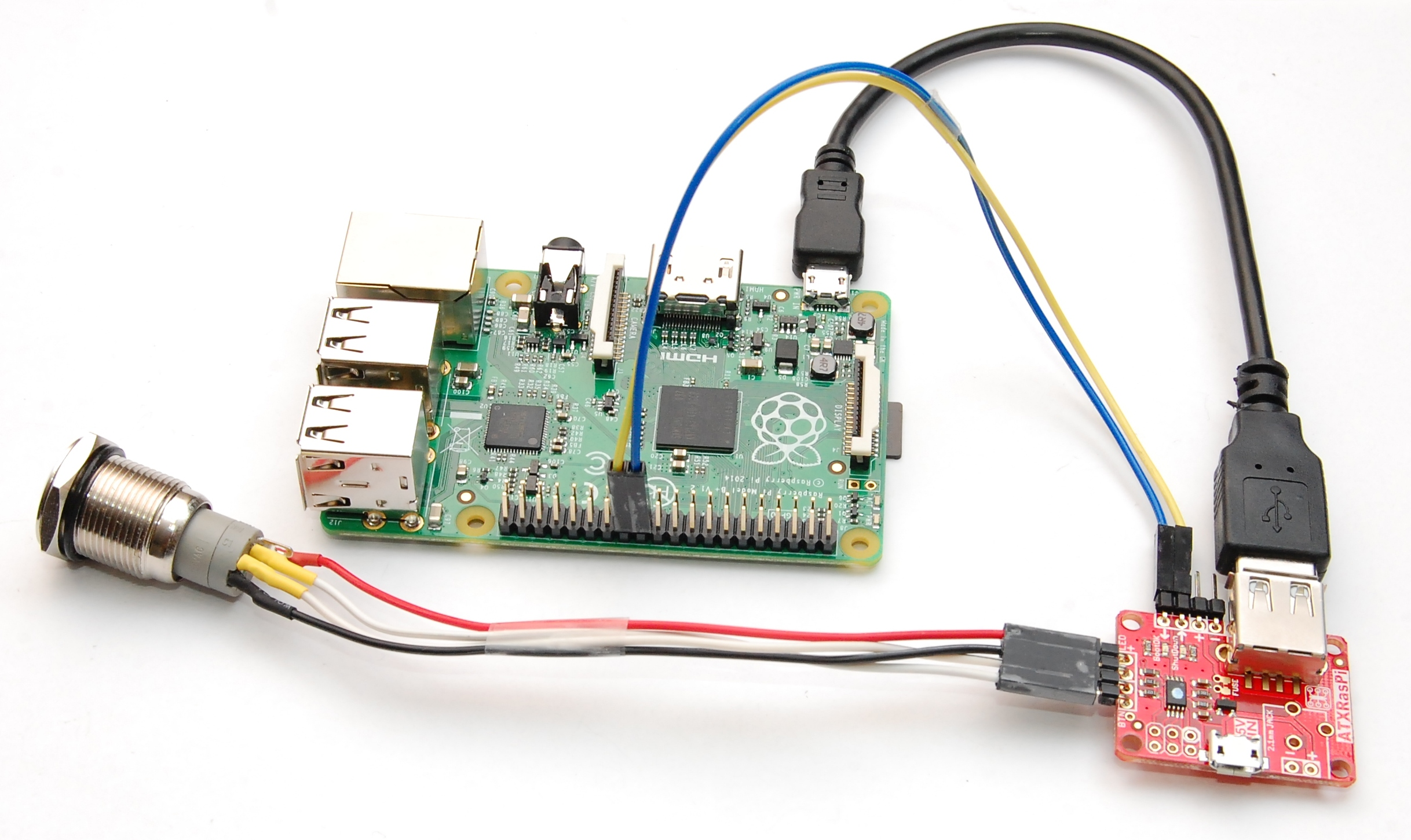 Atxraspi Lowpowerlab Pi On Off Power Controller Up Your Raspberry With Latching An Error Occurred