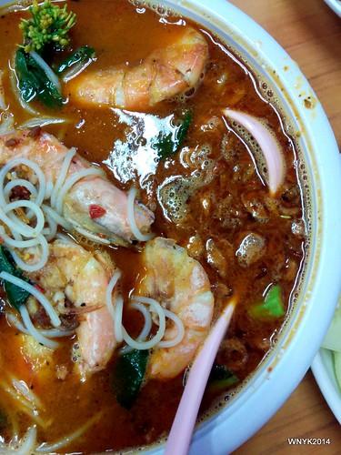 Spicy Prawn Bihun
