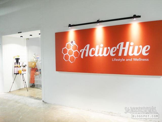 active hive 30 minutes workout