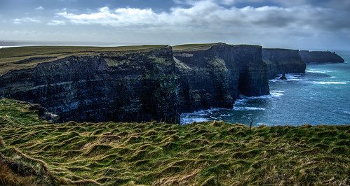 ocean travel ireland landscape cliffs handheld cliffsofmoher hdr freehanded