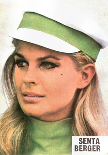 Candice Bergen in The Day the Fish Came Out (1967)