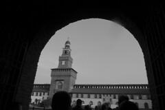 Milan - Castello Sforzesco frame