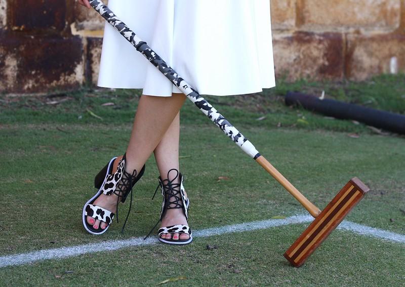 Senso Riley heels in Leopard print