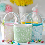 DIY Pretty Easter Baskets
