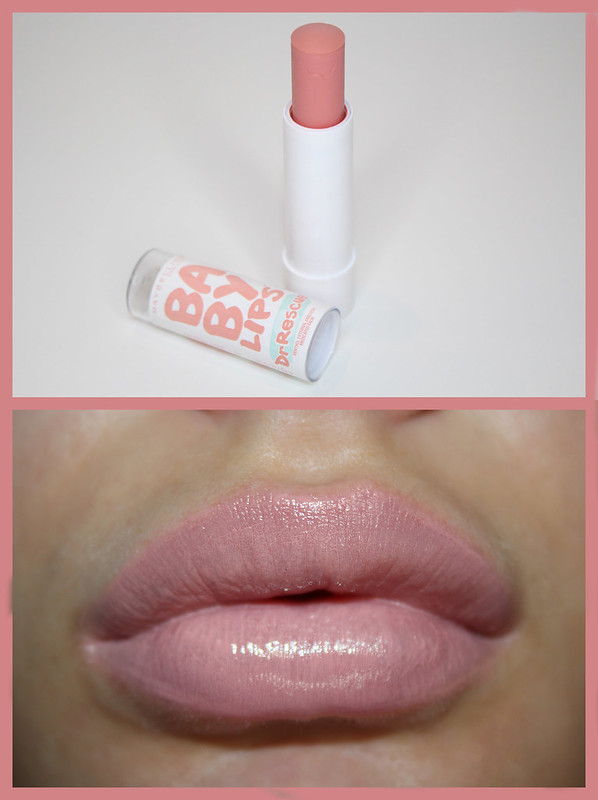 Baby Lips Dr.Rescue Peach