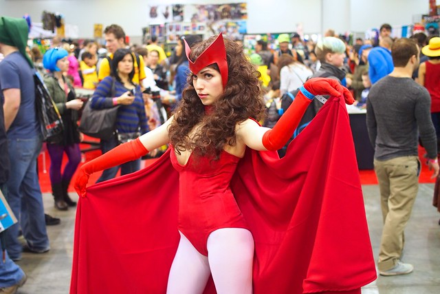 Fan Expo Vancouver 2015 | Convention Centre West