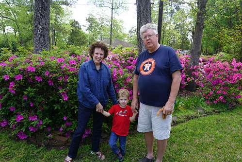 Granny, Sebastian and Grandpa
