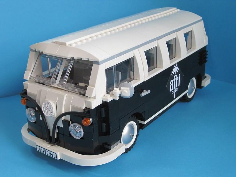 Re Vw Bully Im Afri Cola Design Lego Bei 1000steinede