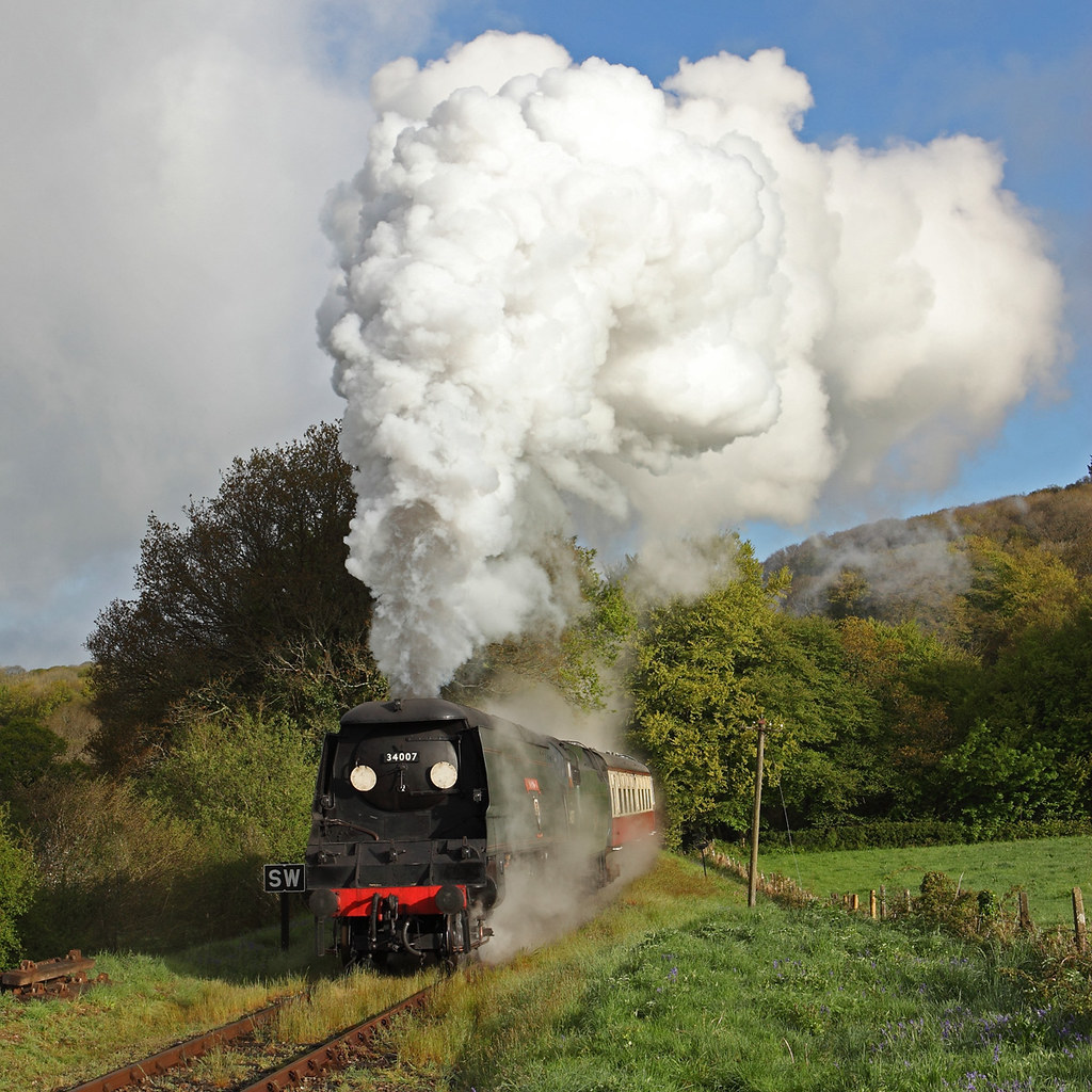 Bulleid West Country Light Pacific, 34007