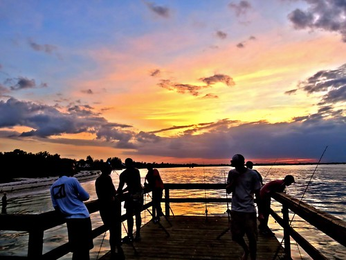 Sanibel Fishing Pier HDR 20150407