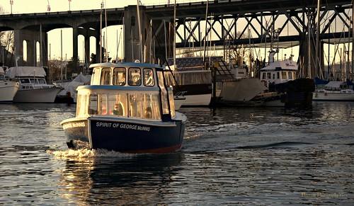 False Creek Ferries - Spirit of George McInnis