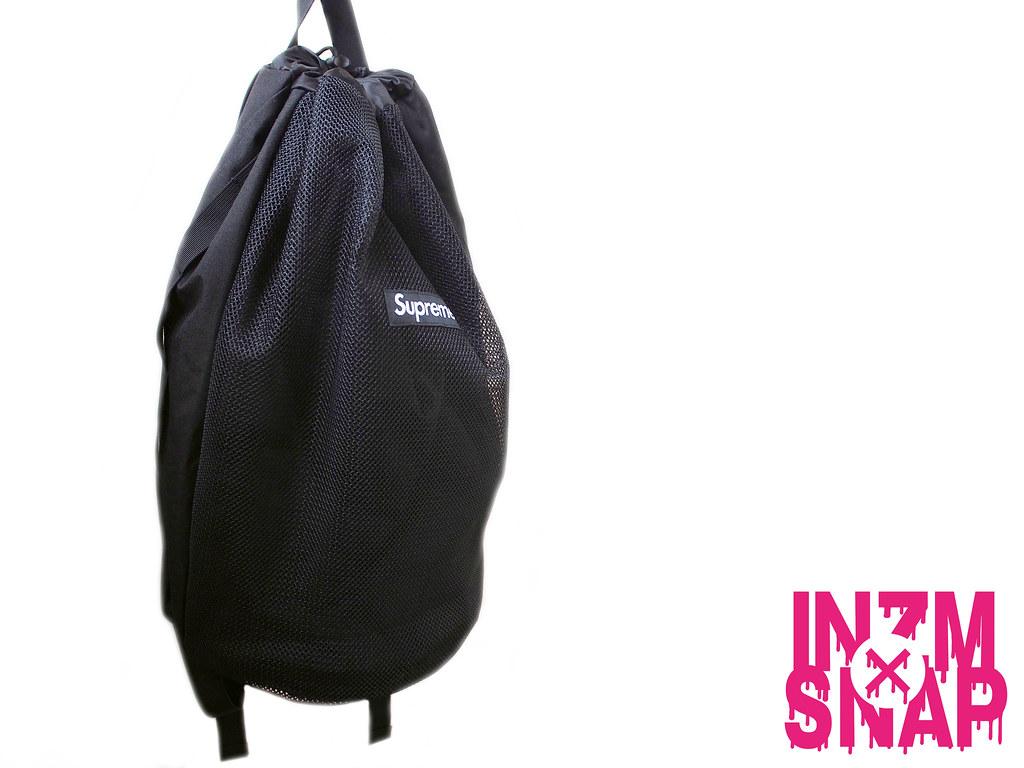 Supreme | Mesh Backpack