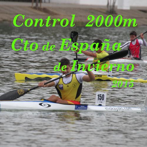 Las fotos del Campeonato de España de invierno  - Blog El blog del piragüismo