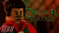 NEW VIDEO: Doctor Strange, Path to Greatness