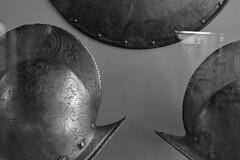 Venice - Palazzo Ducale helmets