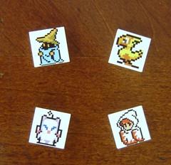 Final Fantasy tiles