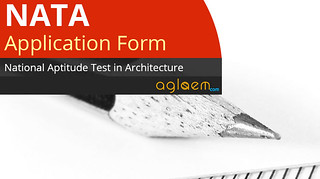 NATA Application Form 2015 - Apply Online
