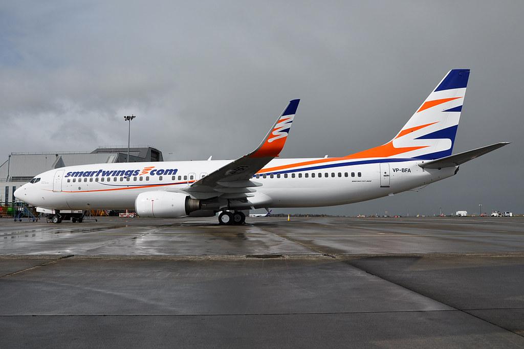 OK-TSH - B738 - Travel Service Polska