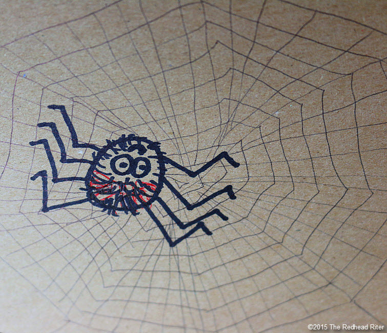Taking Apart The Itsy Bitsy Spider (2)