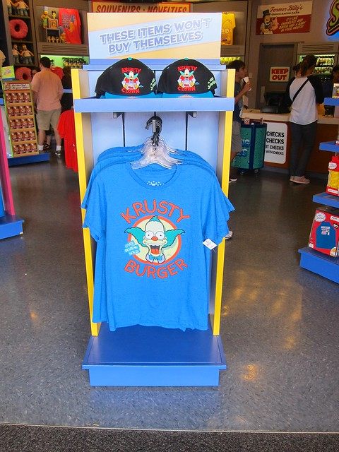Krusty Burger T Shirt Flickr Photo Sharing