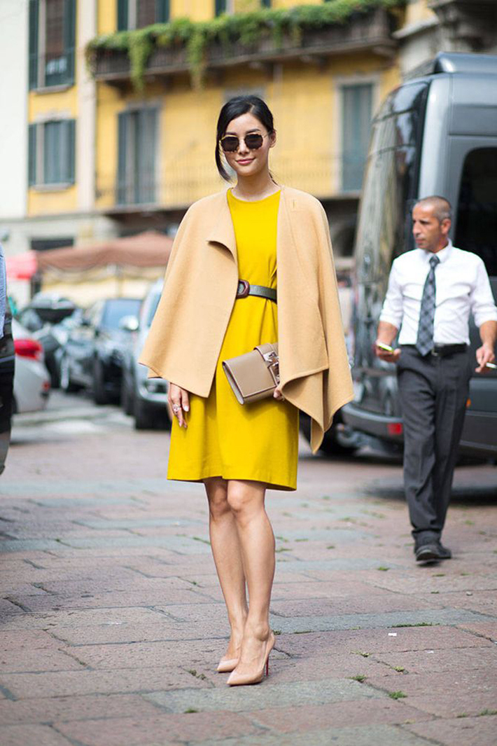 streestyle spring outfits bright colors05