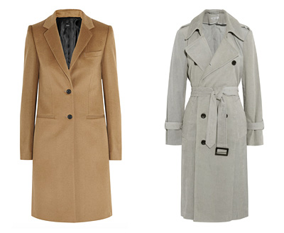 Shopping For Coats: Luxe