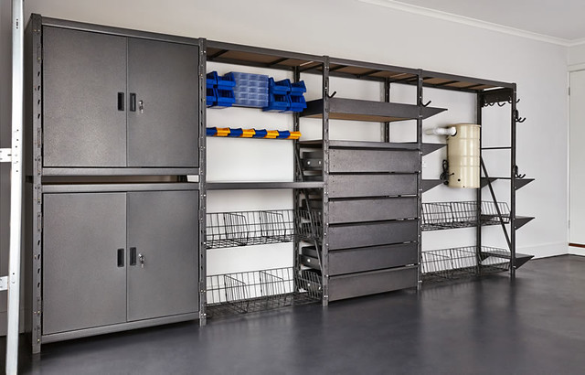Globel Industries creates storage systems, not just products