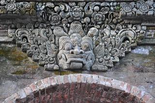 Obraz Ubud Palace.