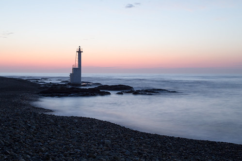 sea lighthouse 日本 茨城県 大洗町 東茨城郡