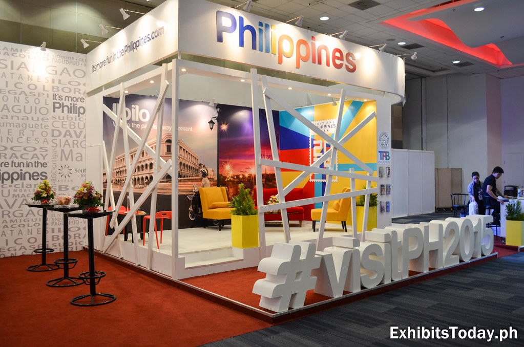 Visit Ph 2015 / TPB Exhibit Stand