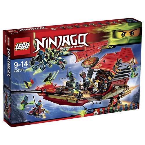 LEGO Ninjago 70738