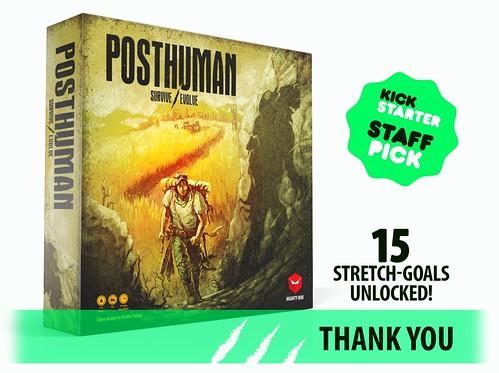 008 Posthuman Kickstarter