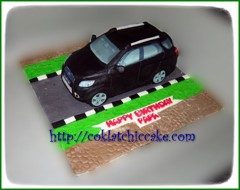 Cake Daihatsu Terios