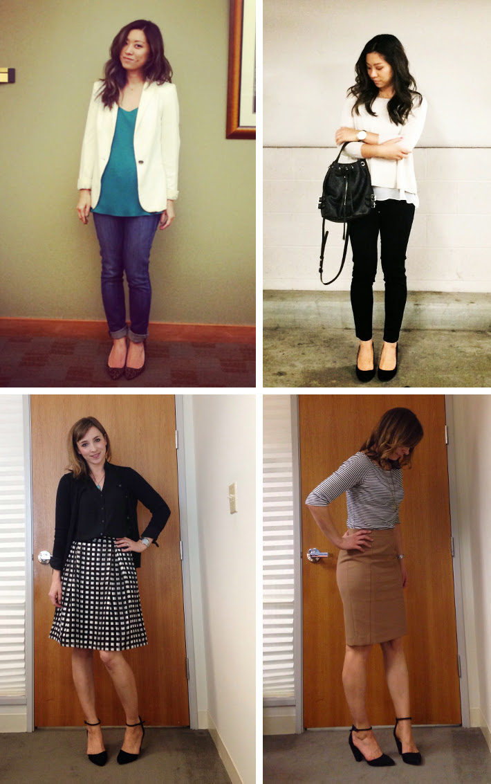 professional style inspiration: nine-thirty to five