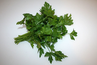 16 - Zutat Petersilie / Ingredient parsley