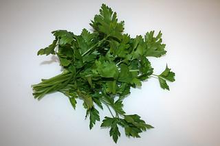 16 - Zutat Petersilie / Ingredient parsley