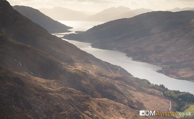 Loch Leven From Garbh Bheinn [IMG_6519]