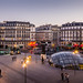Paris Saint Lazare by Julianoz Photographies
