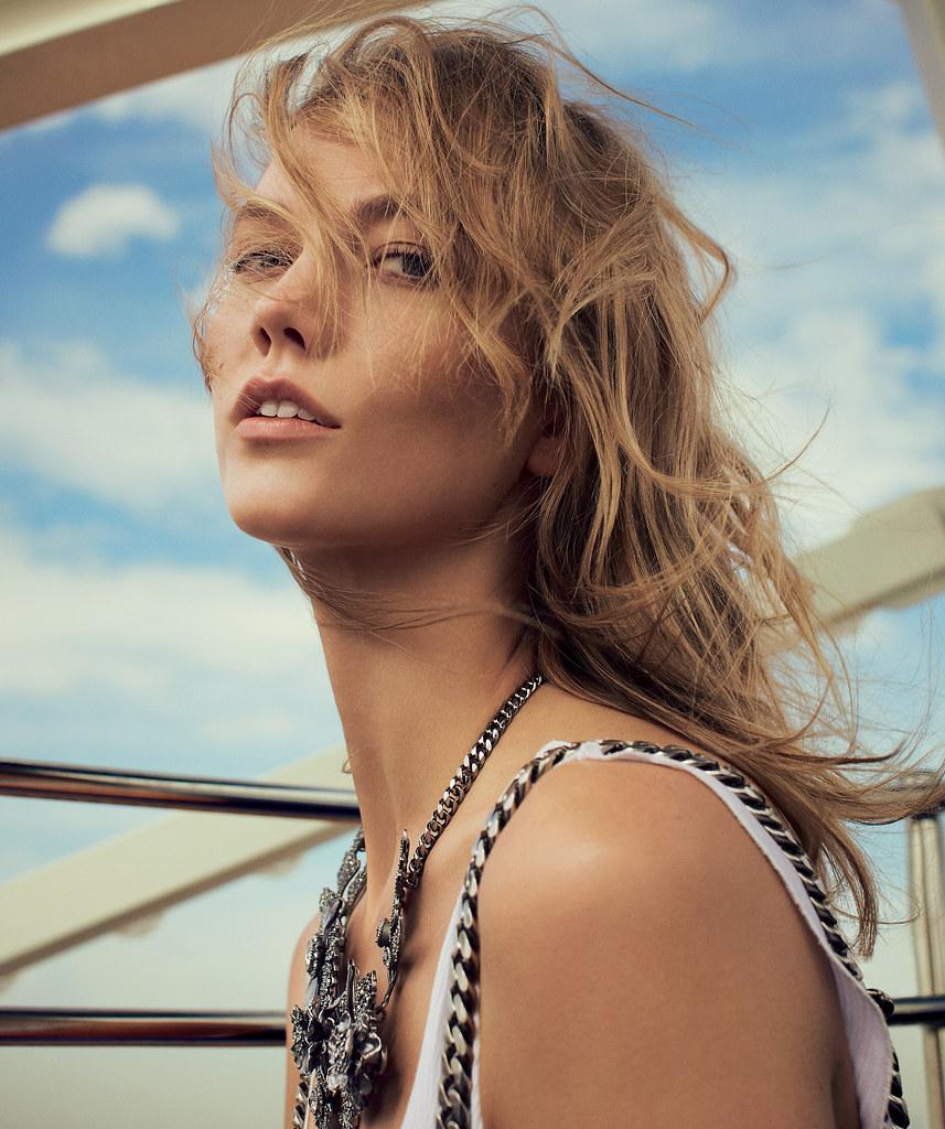 Карли Клосс — Фотосессия для «S Moda» 2016 – 6