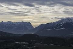 Von Salzburg Richtung Osten