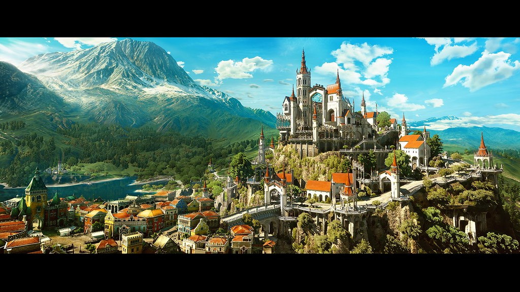 The Witcher 3: Wild Hunt y Blood and Wine pantalla del modo cooperativo