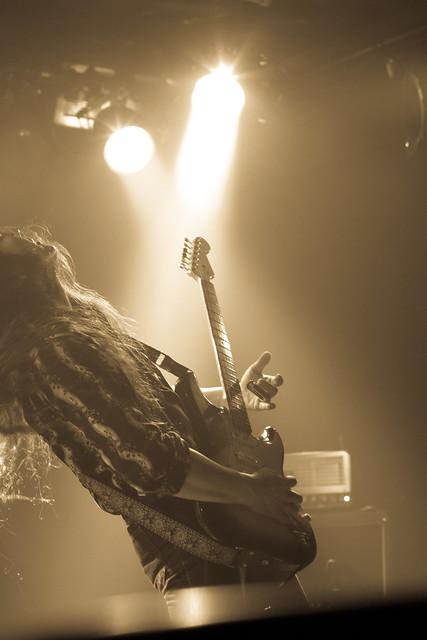 ROUGH JUSTICE live at 獅子王, Tokyo, 10 May 2016. -00121
