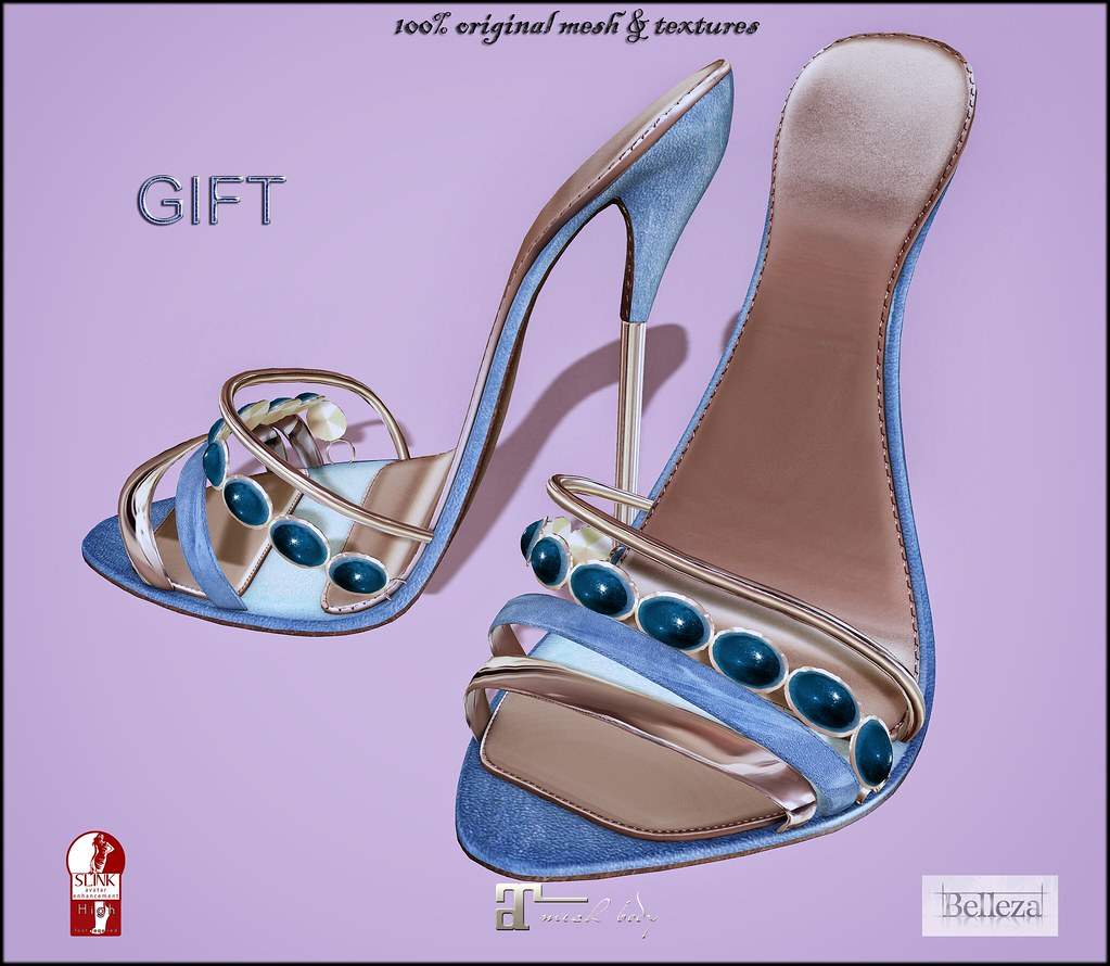Taylor Blue edition GIFT by ChicChica @ mainstore