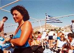 Greece:  August 25--Sept 9, 1986