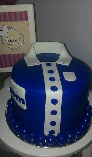 Polo Cake by Akia's Cupcake n Baked Goodies