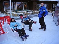 Ski-Ausflug Mürren 2006