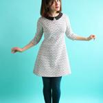 Long Sleeved Francoise Dress