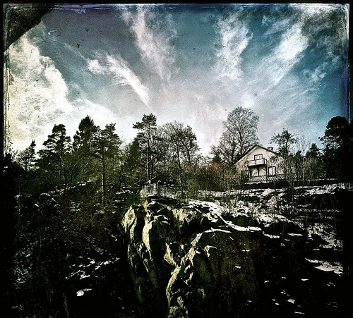 house sweden iphone trollhättan iphone4 hipstamatic